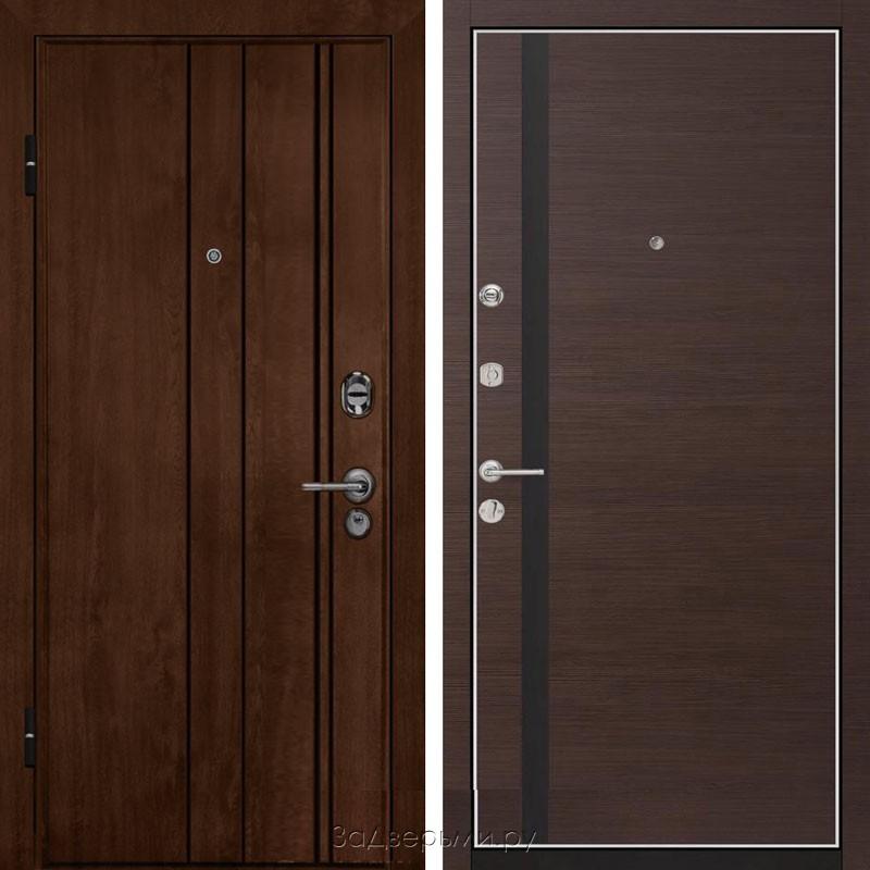 профиль входной двери